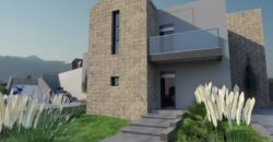 TWO NEW VILLAS ON THE SEAFRONT