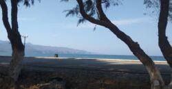 SEA FRONT PLOT